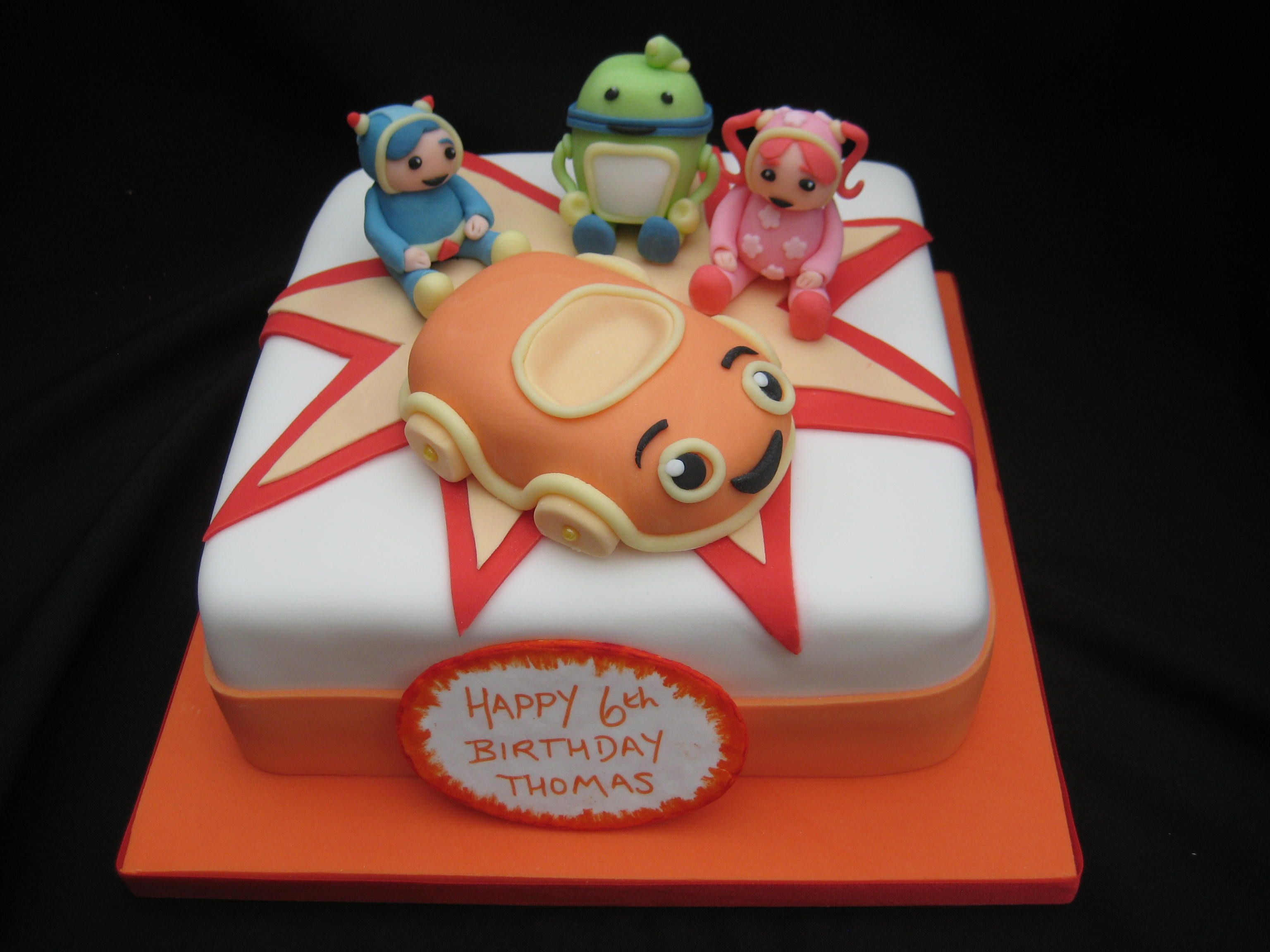 Miraculous Team Umizoomi Birthday Cake Wendy Cakes Personalised Birthday Cards Paralily Jamesorg